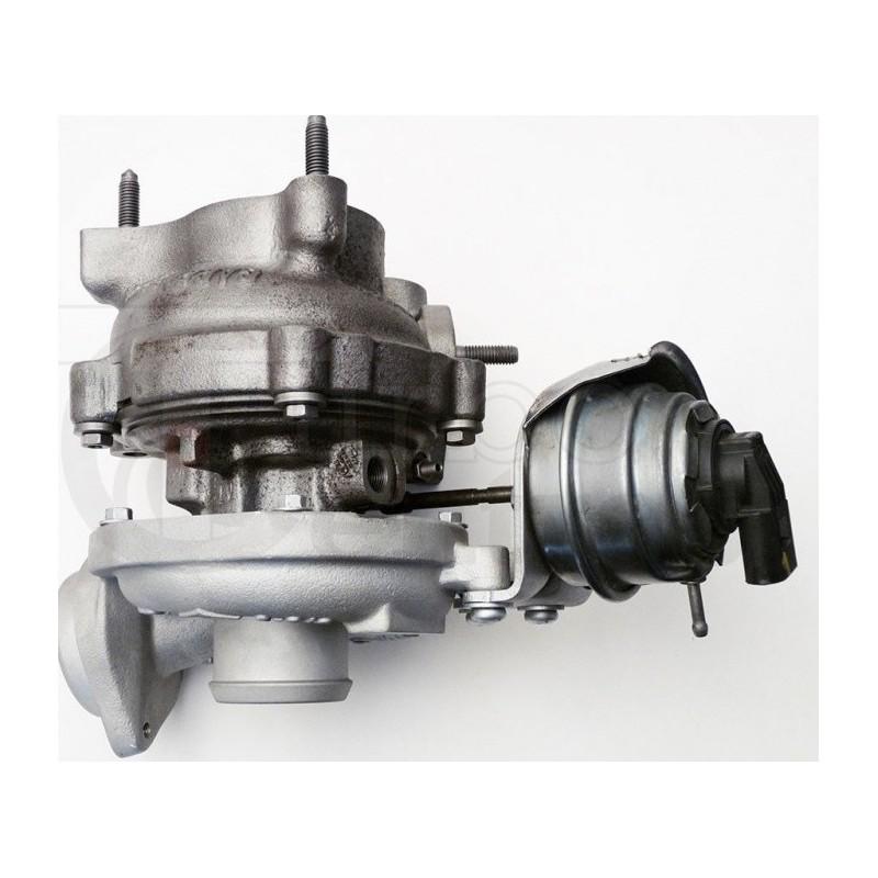Repas turba - 2.0 TDI 88kW, 105kW, 110kW CAGA, CJCA, CMEA