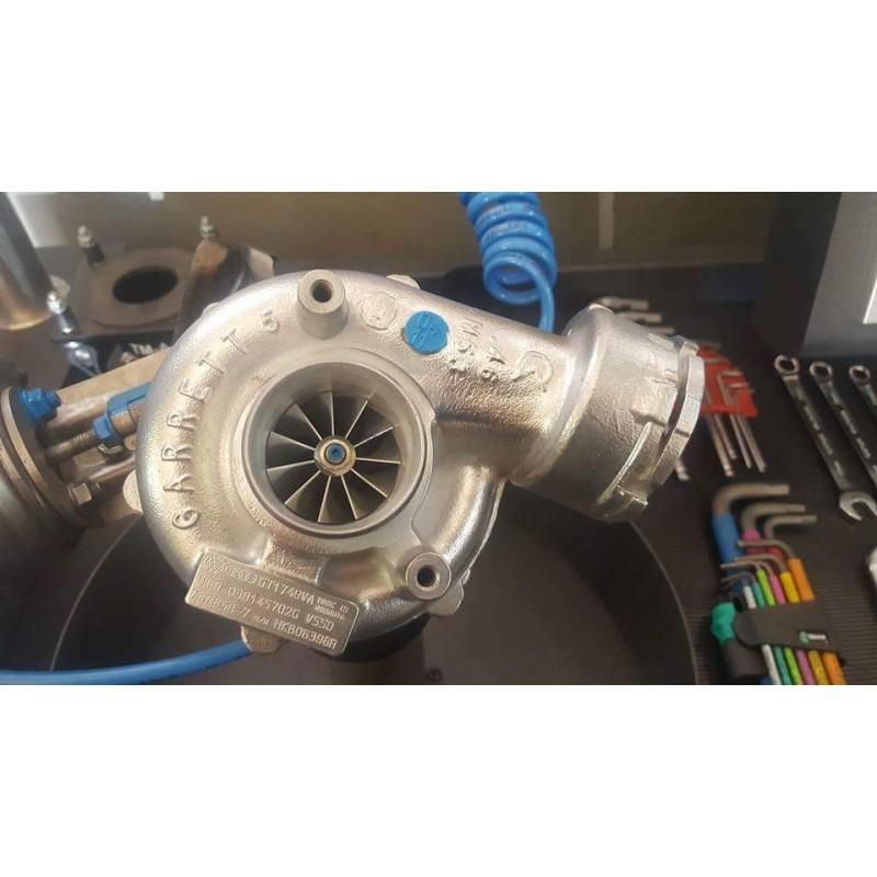 Hybridné turbo GT1856 - 1.9 TDi, AWX, 250HP