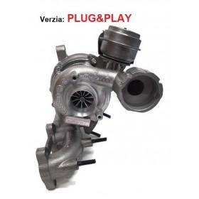 Hybridné turbo GT1856VKLR - 1.9 / 2.0 TDi, 260HP