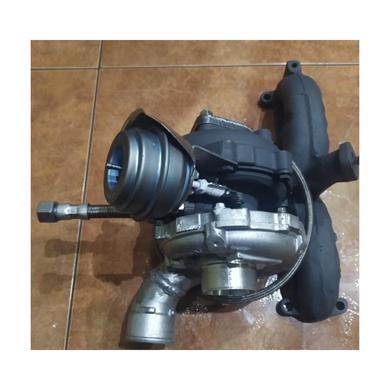 Hybridné turbo GTB2260VK - 1.9 / 2.0 TDi, 300HP