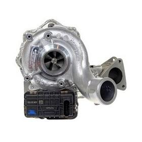Repasované turbo - 3.0TDi, 176kW - 240HP, CPNB