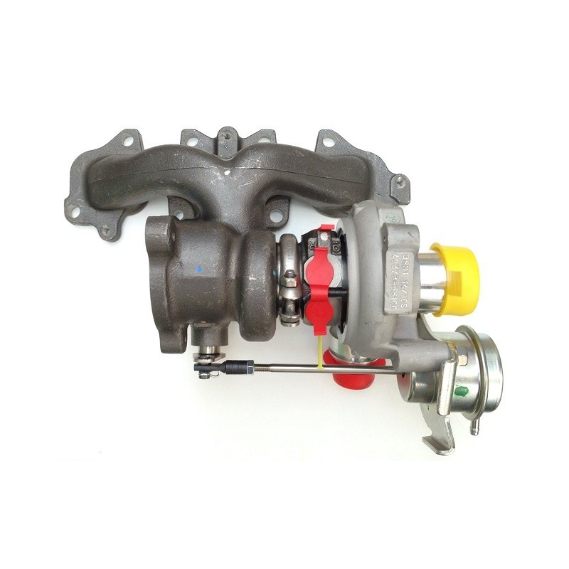 Repas turba - 1.2 Tce 84 / 85 / 88 kW